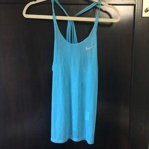 Women's Nike tank.